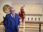 Jan Fabre exhibition in Rome