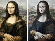 Rome celebrates Leonardo with Roman Mona Lisa