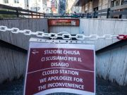 Rome metro station closed for 200 days