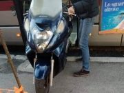 Rome bus driver dumps passengers to load scooter