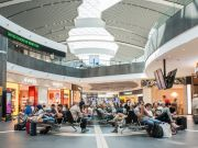 Rome's Fiumicino airport wins new record for passenger satisfaction