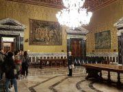 Rome's historic bank buildings open their doors