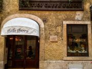 Caffè Greco: Rome's oldest coffee bar risks closure
