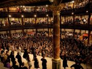 Romeo and Juliet in English at Globe Theatre Rome
