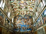 How to have the Sistine Chapel all to yourself