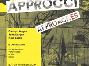 ART EXHIBITION- 'APPROACHES'.