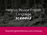 TEFL Teachers Review Language Schools