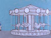 Nina's Carousel at MAXXI in Rome