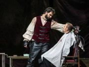 Sweeney Todd musical in Rome