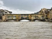 Florence on alert as river Arno rises to highest levels in 20 years