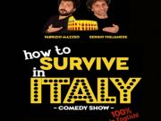 How to survive in Italy: Rome comedy in English