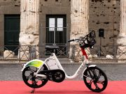 Helbiz launches Greta e-bike sharing in Rome