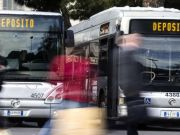 Rome bus strike on 18 November