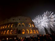 New Year's Eve in Rome: Festa di Roma 2020