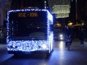 New Year in Rome: public transport