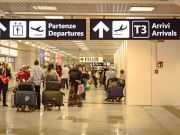 Rome flights delayed due to strong winds