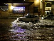 Rome: Repubblica station still closed after floods