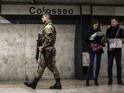 Rome on New Year terror alert