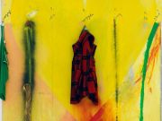 Jim Dine exhibition in Rome