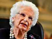Rome honorary citizenship for Holocaust survivor Liliana Segre