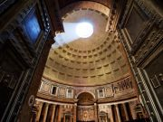Rome: Pantheon is Italy's top tourist site