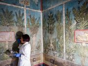 Pompeii opens House of the Orchard