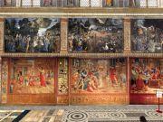Raphael tapestries return to Sistine Chapel