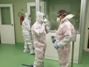 Wuhan virus: Rome airport steps up screening