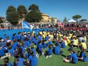 Interview with principal of St George's British International School, Rome