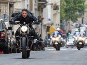 Tom Cruise to film movie in Rome