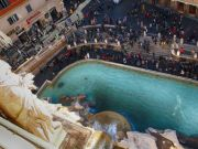 Rome: Trevi Fountain to open secret balcony