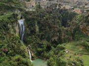 Villa Gregoriana: waterfalls and woods in Tivoli