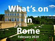 What to do in Rome in February 2020