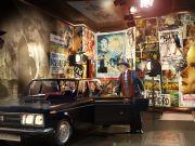 Rome: Fellini show at Cinecittà film studios