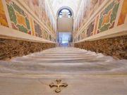 Unveiling Rome's Scala Santa