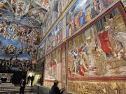 Raphael tapestries return to Sistine Chapel