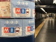 Rome: Metro B to close early and at weekends