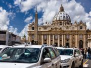 Free taxis in Rome for Doctors fighting Coronavirus