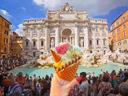 Best ice-cream in Rome