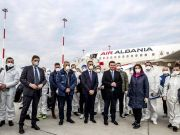 Coronavirus: Albania sends doctors to help Italy