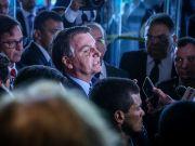 Coronavirus: Bolsonaro says Italy's high death count because nation 'full of old people'