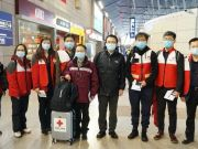 Coronavirus: China sends doctors and medical aid to Italy