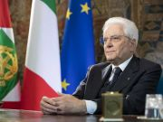 Coronavirus: Have faith in Italy says president