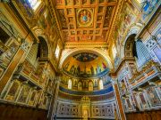 Rome reopens parish churches after one-day closure