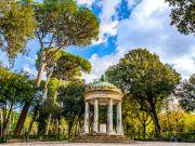 Coronavirus: Rome closes parks and villas