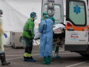 Coronavirus in Italy: 40 casualties less than yesterday