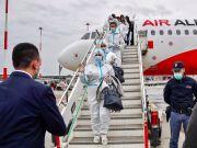 Coronavirus: Albania sends 60 nurses to help Italy