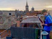 Morricone guitarist to perform at Roman Forum
