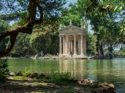 Rome parks prepare to reopen after lockdown