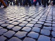 Rome streets bid farewell to cobblestones